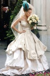 Carrie Bradshaw/Sex in the City Wedding