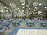 Hangar dinner