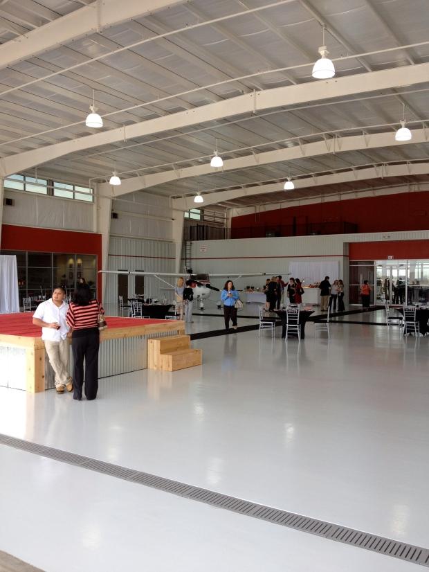 Redbird Hanger