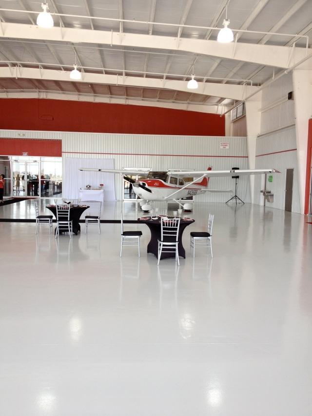 Redbird Plane