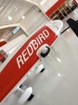 Redbird Plane closeup