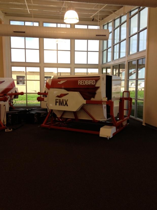 Redbird Flight Simulator