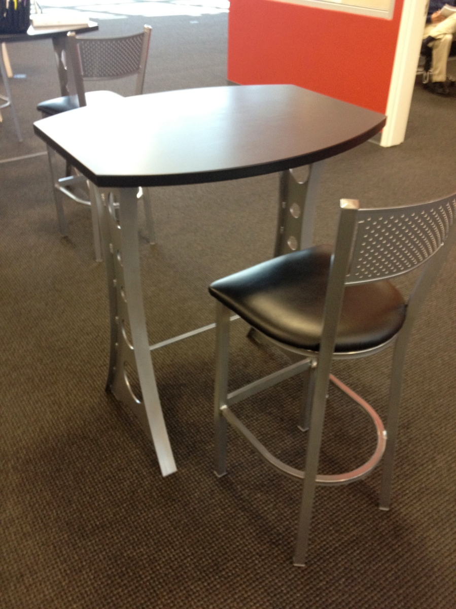 Exclusive designed tables for Redbird