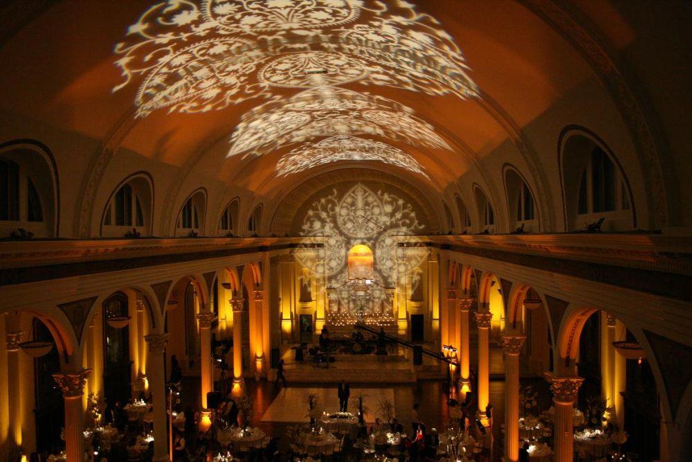 Gobo Lighting Platinum Weddings And Events