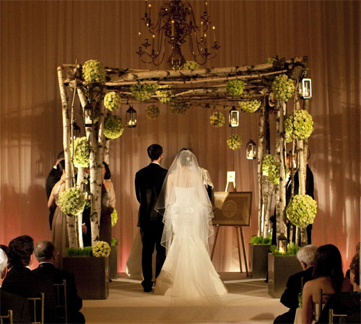 Jewish Wedding Altar Name: Platinum Weddings And Events