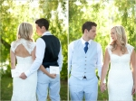 Light Blue Groom Attire